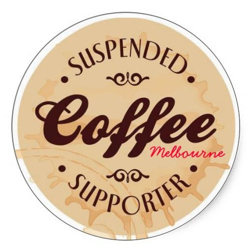 Suspended Coffee Melbourne Logo