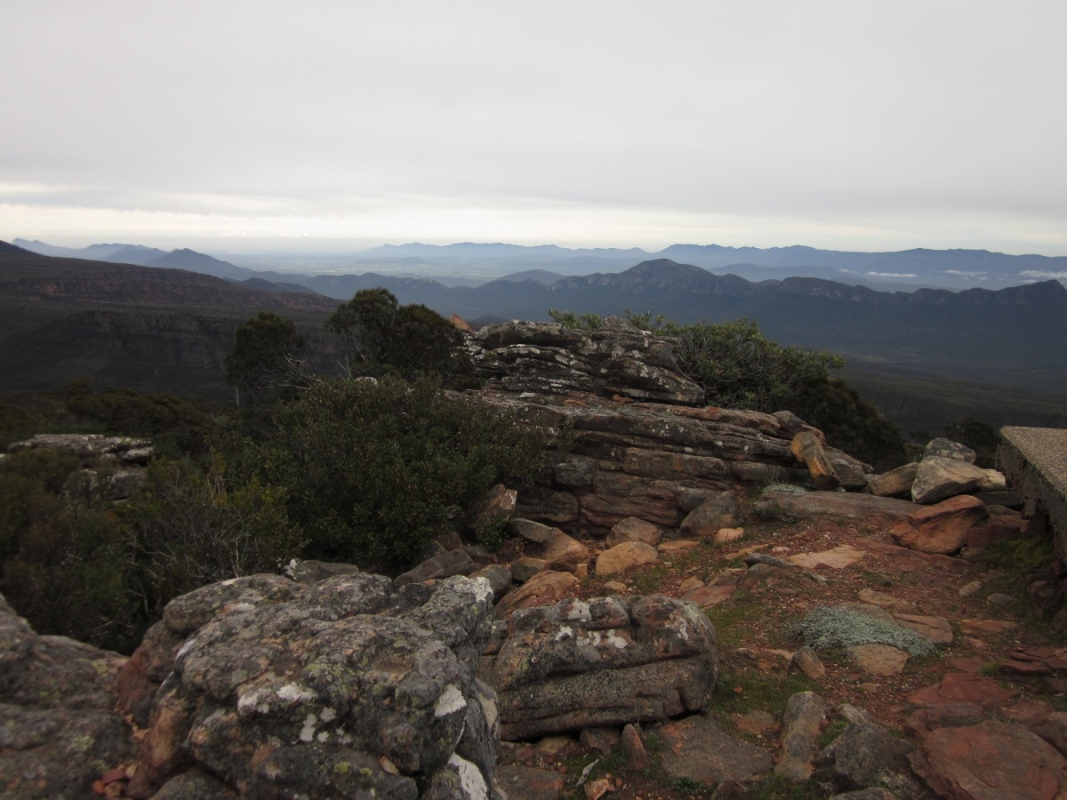 The Grampians -- Mt William
