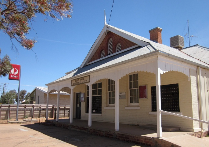 Post Office (Photo copyright: Anne Lawson, 2013)