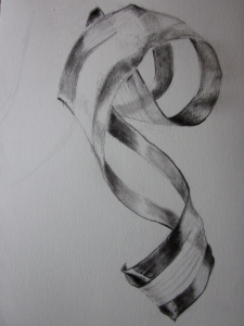 Tonal drawing (Photo and image copyright: Anne Lawson, 2014)