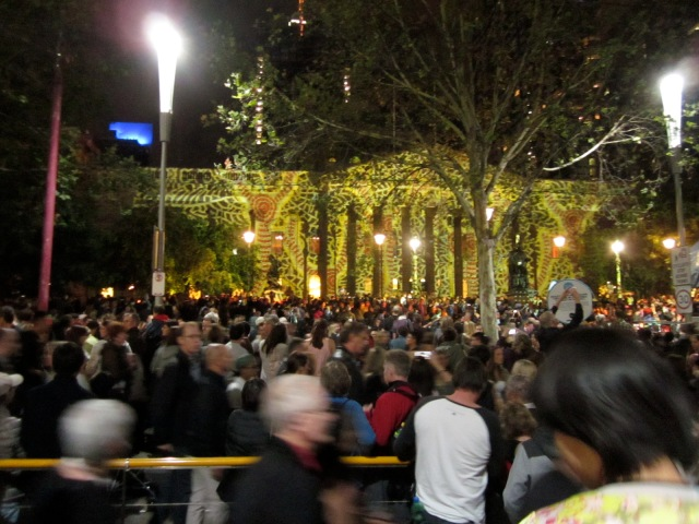 State Library, Swanston St (Photo copyright: Anne Lawson, 2014)