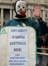 Tony Abbott is our right wing Prime Minister
