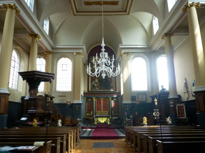 St James Garlickhythe