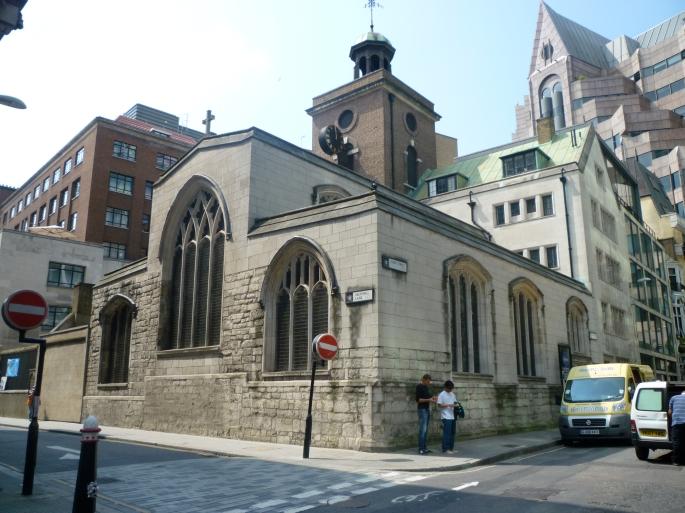 St. Olave Church