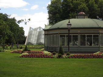 The Botanic Gardens in Ballarat -- just to entice you even more!