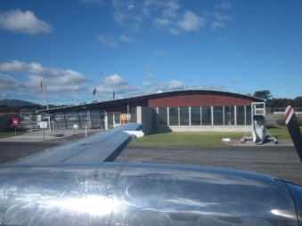 Flinders Island Airport (Photo copyright: Anne Lawson, 2015)