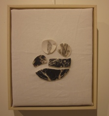 Images from exhibition by Clare Fennessy and Ruby Richardson, Warrnambool 2015