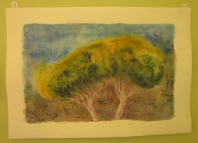 Melaleuca painting