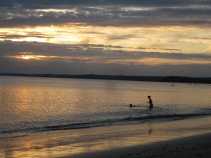 Somers Beach (Photo copyright: Anne Lawson 2015)