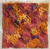 Sampler inspired by the arid areas of inland Australia