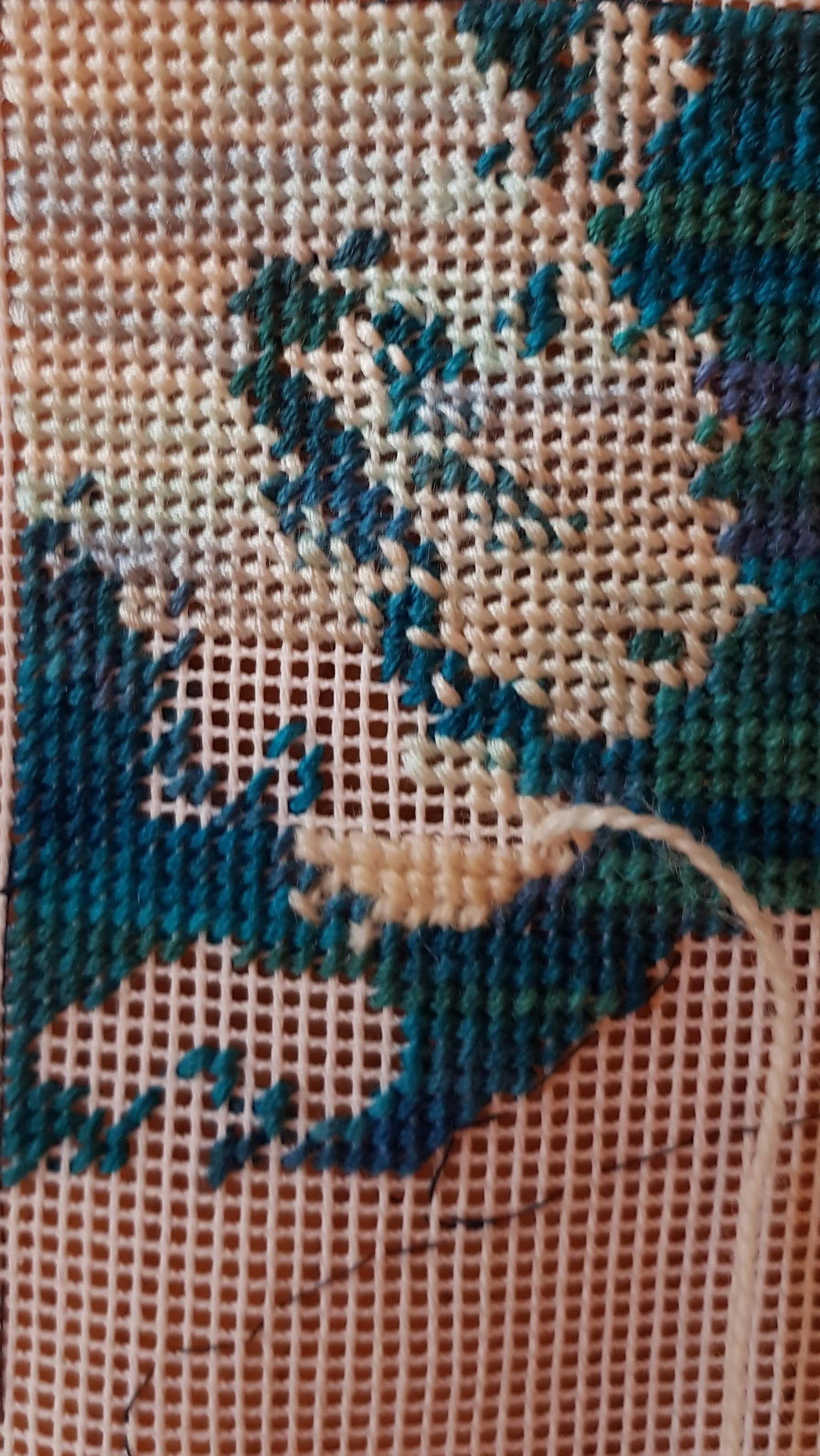 Anne Lawson Art textile artist