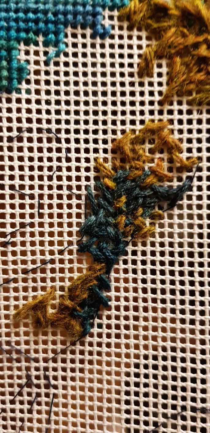 Anne Lawson textile artist