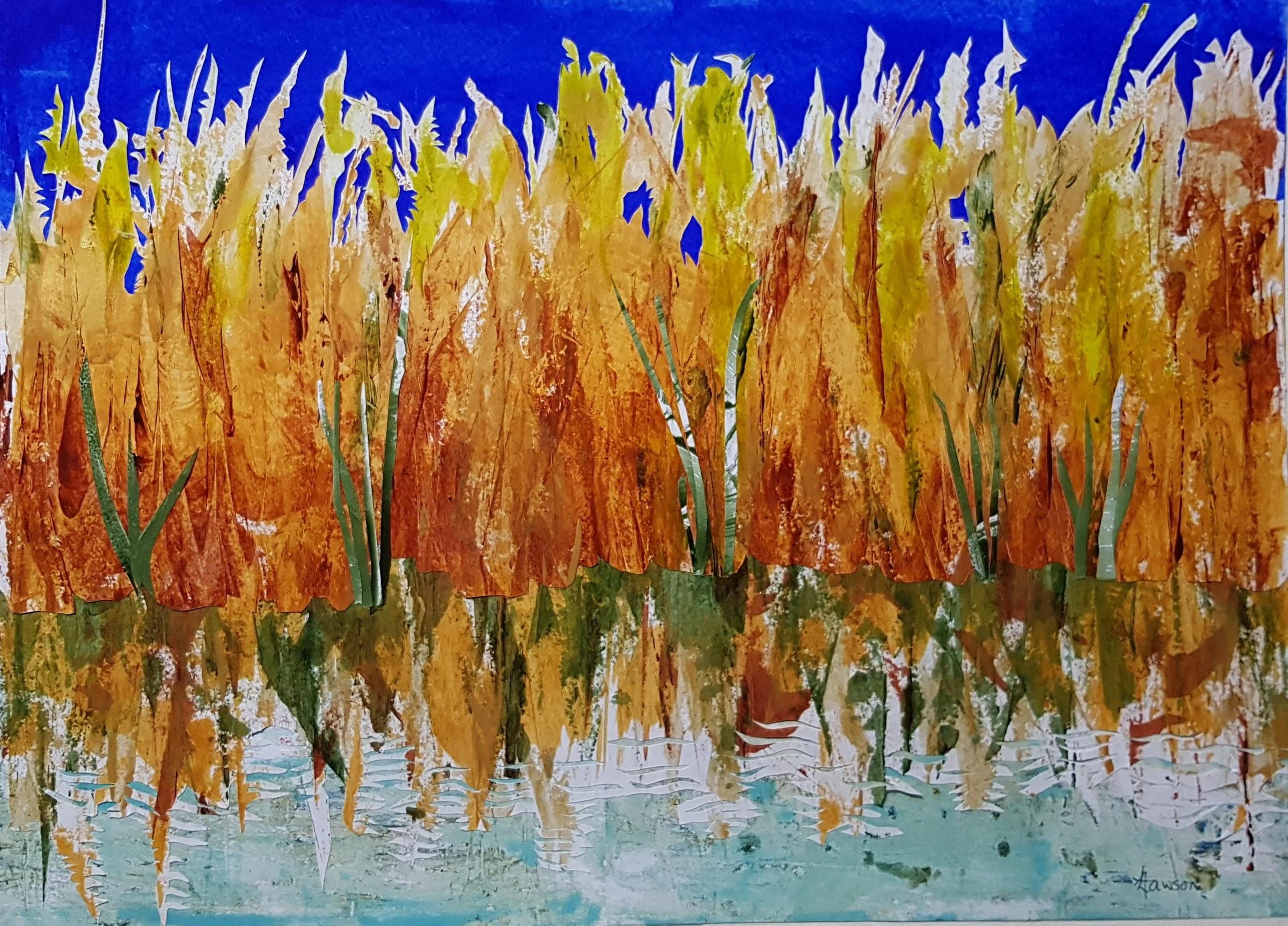Reeds #1 Image copyright Anne Lawson 2021